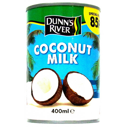 Dunn's River Coconut Milk 400ml
