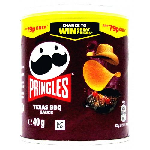 Pringles BBQ PM 79p