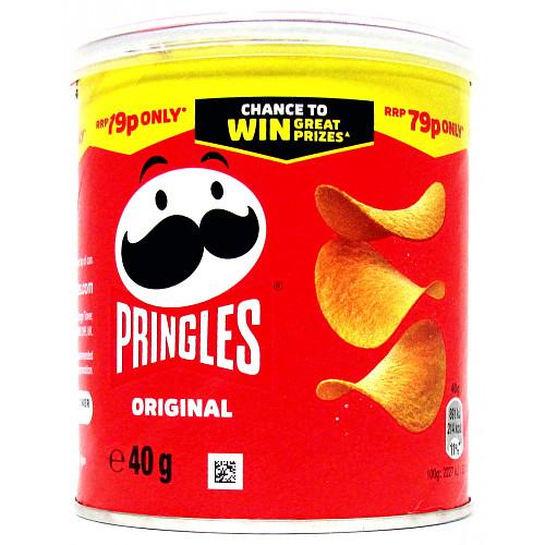 Pringles Original PM 79p