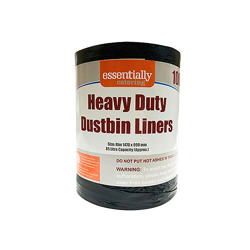 Essentially Catering Hd Dustbin Liners