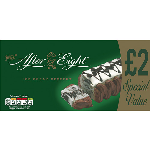 Nestlé After Eight Ice Cream Dessert 750ml