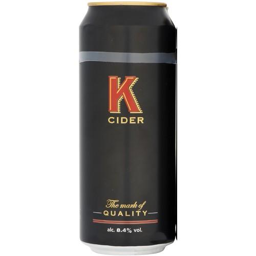 K Cider 500ml