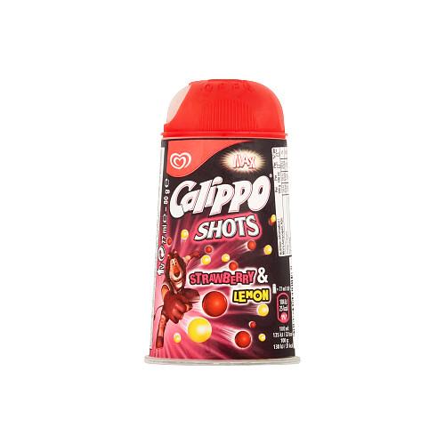 Calippo Shots Strawberry & Lemon Ice Drops 77ml