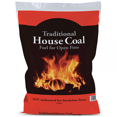 Traditional House Coal 10kg