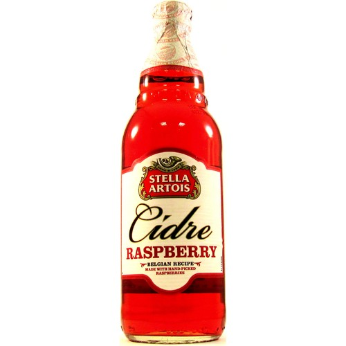 Stella Artois Cidre Raspberry Cider 500ml