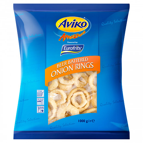 Ardo Onion Rings Battered 1000g