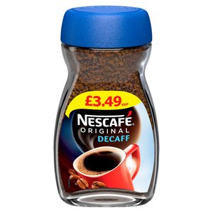 Nescafe Coffee Decaff