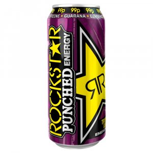 Rockstar Punched Guava