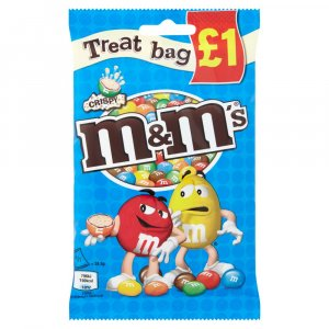 M&M's Treat Bag