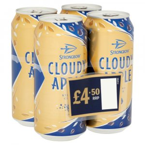 Strongbow Cloudy