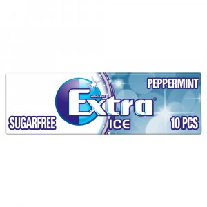 Extra ice peppermint