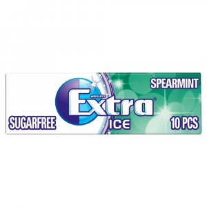 Extra ice spearmint